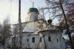 Церковь Анастасии Узорешительницы (Псков)