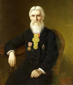Тимофей Емельянович Колесников