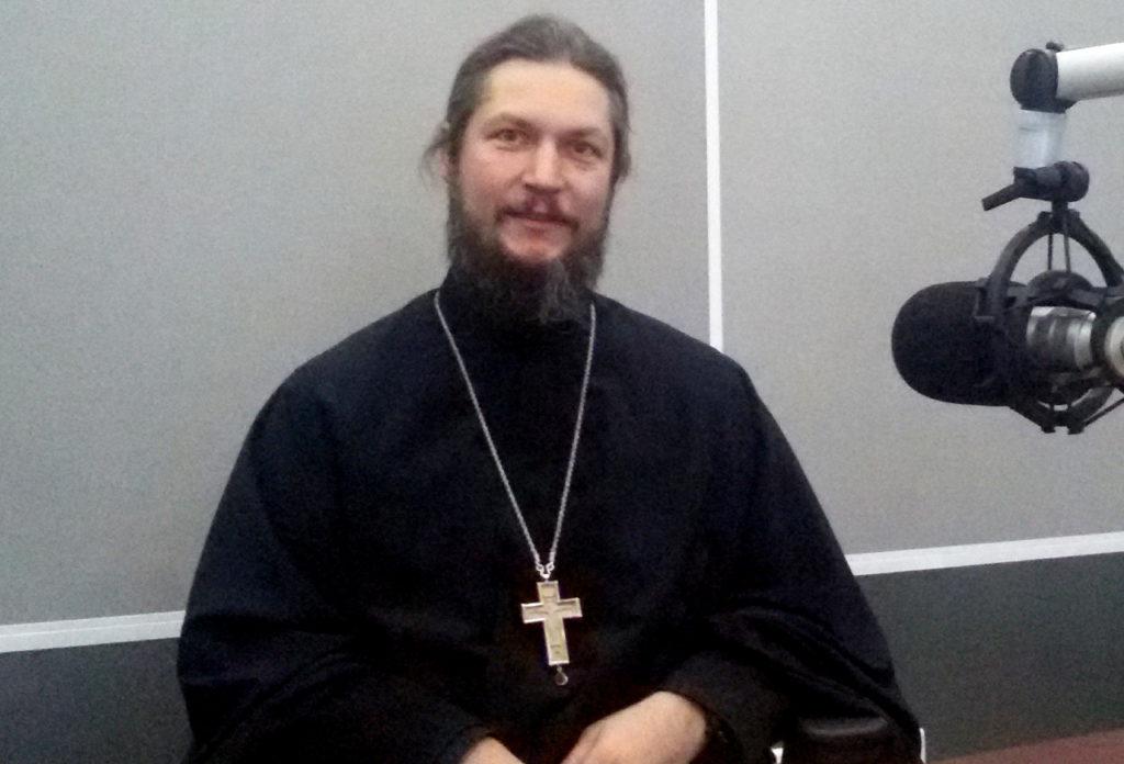 прот. Дмитрий Кувырталов