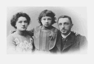 Иван и Ольга Шмелёвы