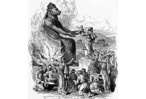 Гадание и ворожба в Библии и в исторических документах