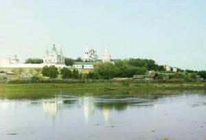 Далматовский Успенский мужской монастырь (Курганская область)