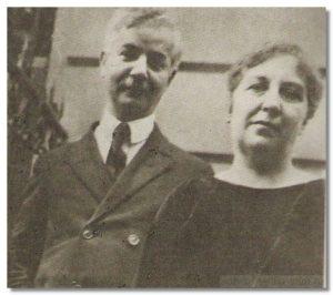 Александр и Мария Гликберг