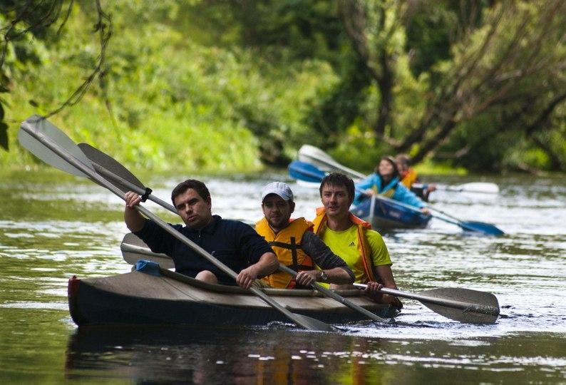 Форум Молодое дело на реке Оскол