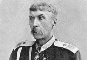 Граф Николай Протасов-Бахметев