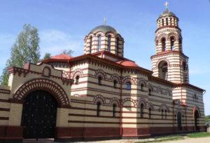 Николаевский Малицкий мужской монастырь
