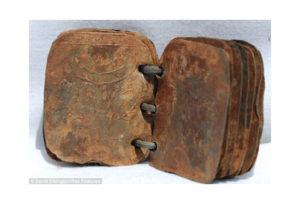 Загадка свинцовых книг из Иордании