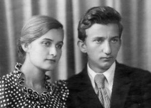 Юрий Лотман и Зара Минц