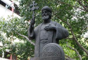 Как памятник святому князю Владимиру появился в центре Буэнос-Айреса и иных странах мира