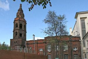 Церковь Николая Чудотворца в Новой слободе