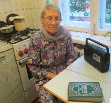 Чтобы Галина Ивановна снова смогла ходить в храм
