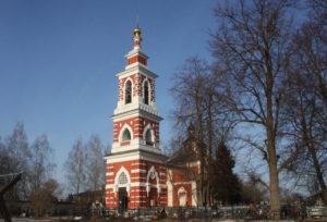 Храм Рождества Христова. Варварино