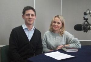 Юлия Стриганова иАндрей Савик