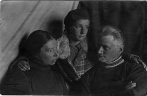 Павел и Зинаида Виттенбурги