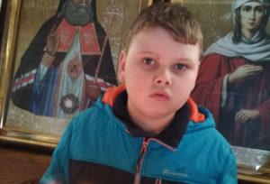 Помочь Никите Данилину восстановиться после аварии