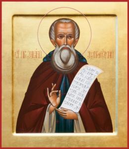 Преподобный Макарий Желтоводский и Унженский
