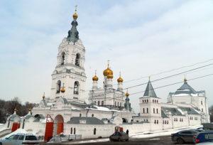 Свято-Троицкий Стефанов монастырь (Пермь)