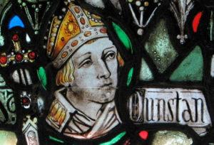 Дунстан Кентерберийский и его почитание православными Англии