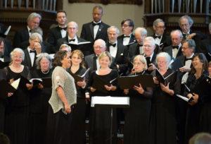 Хор «Славянка»: русская духовная музыка на американской земле