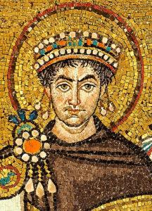 Император ЮстинианIВеликий