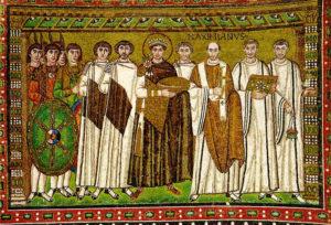 Император ЮстинианI(Великий)