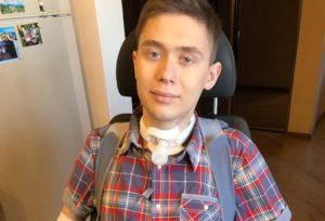 Олег Масютин: научиться ходить заново