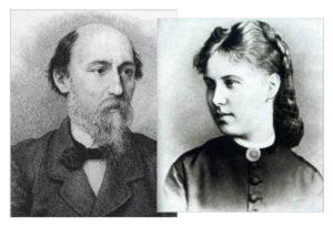 Николай и Зинаида Некрасовы