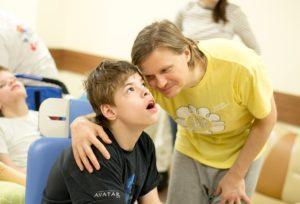 Проект «Дети.pro»: поддержка особого детства