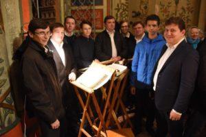 Набор мальчиков в мужской хор Патриаршего подворья в Зарядье