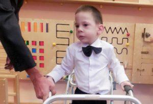 Лечение для пятилетнего Андрея Коркушко