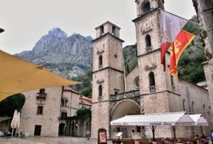 Праздник святого Трипуна в черногорском Которе