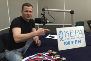 «Спорт и вера в Бога». Светлый вечер с Кириллом Ивановым (04.06.2018)