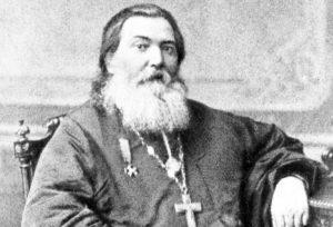 Протоиерей Валентин Амфитеатров и матушка Елизавета