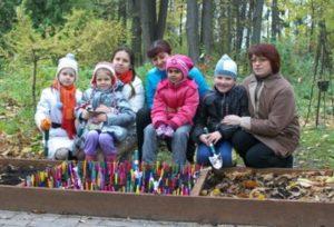 Занятия для детей с аутизмом в фонде «Добрый мир»