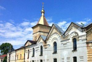 Храм Смоленской иконы Божией Матери во Ржеве