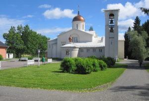 Ново-Валаамский монастырь в Финляндии