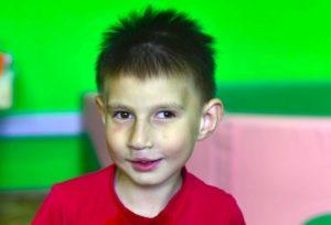 Годовой курс реабилитации для Сережи Кузьмина