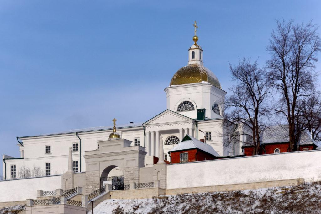 Елецкий Знаменский монастырь