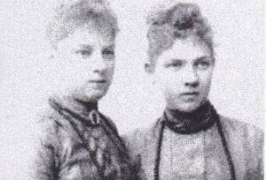 Екатерина и Наталья Мансуровы