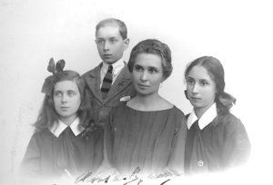 Баронесса Ольга Врангель