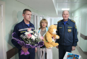 Рафаэль Хайрутдинов и Дмитрий Кузюрин