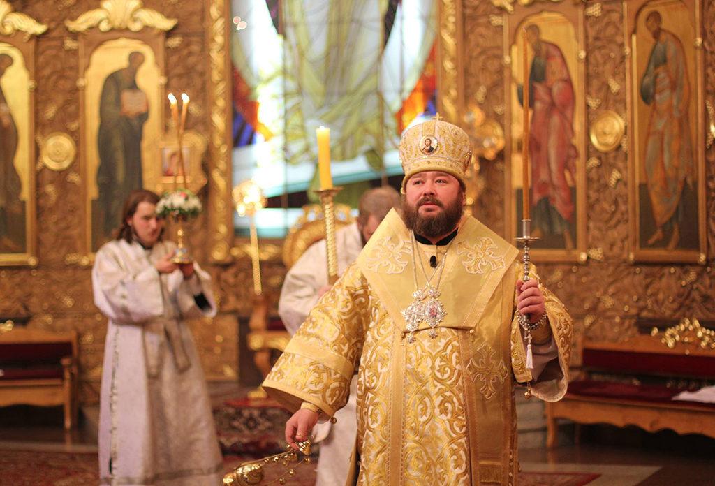 Софроний, епископ Губкинский и Грайворонский