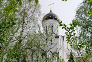 Свято-Елисаветинский женский монастырь вМинске