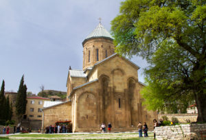 Ежевичник святой Нины – символ грузинского православия