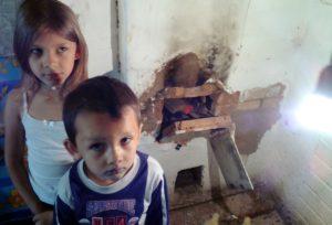 Тепло в дом, чтобы пятеро детей Жанны и Дмитрия не попали в приют
