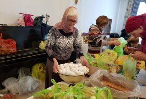 Помощь в беде российским соотечественникам в Таджикистане