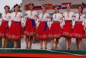 Фестиваль «Мы — славяне» в Кимрах