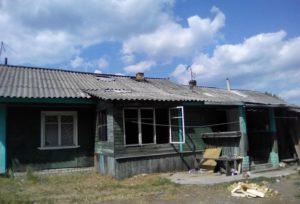 Новая крыша в дом многодетной семьи Виктории