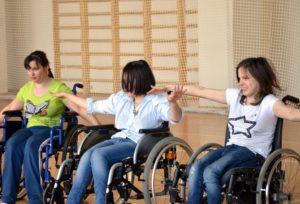 Школа инклюзивного танца в «Квартале Луи»