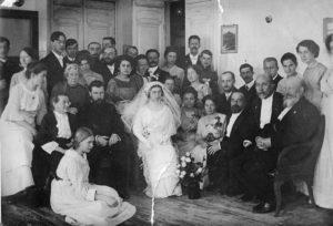 Владимир и Мария Фаворские